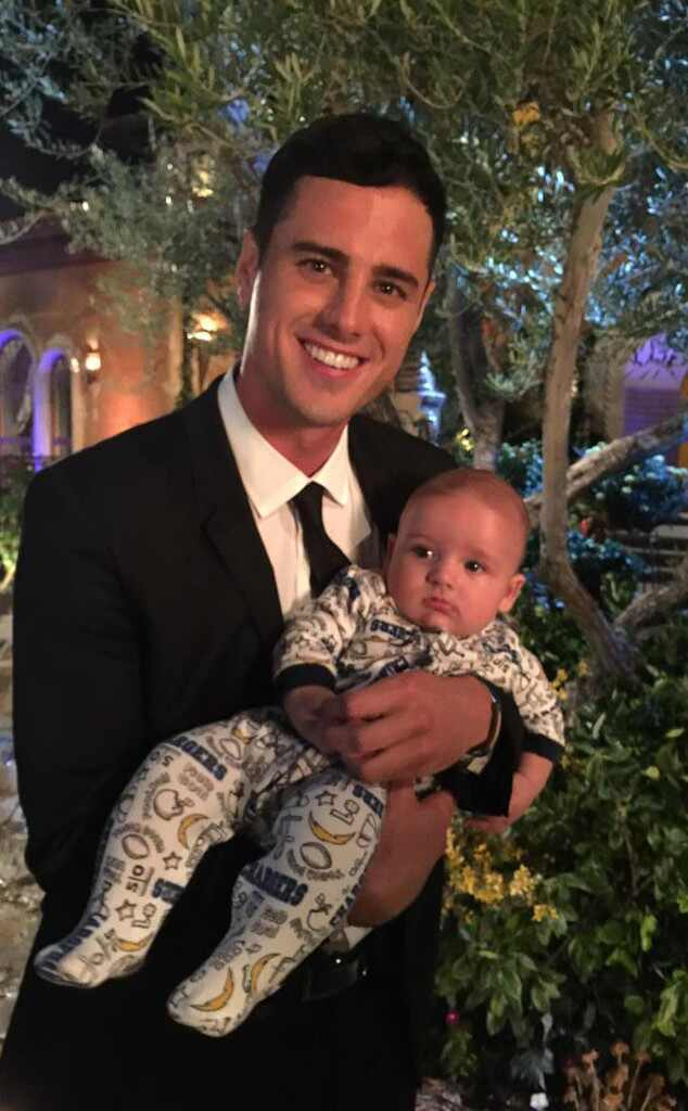 Ben Higgins, Bachelor