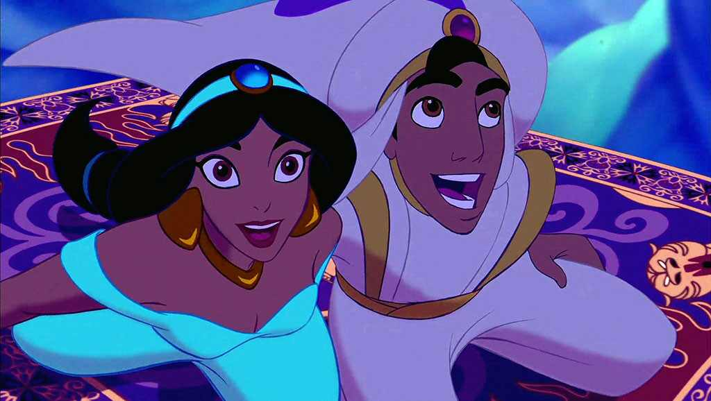 Comparten la primera imagen de la versión live-action de 'Aladdin'