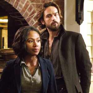 Sleepy Hollow, Tom Mison, Nicole Behari