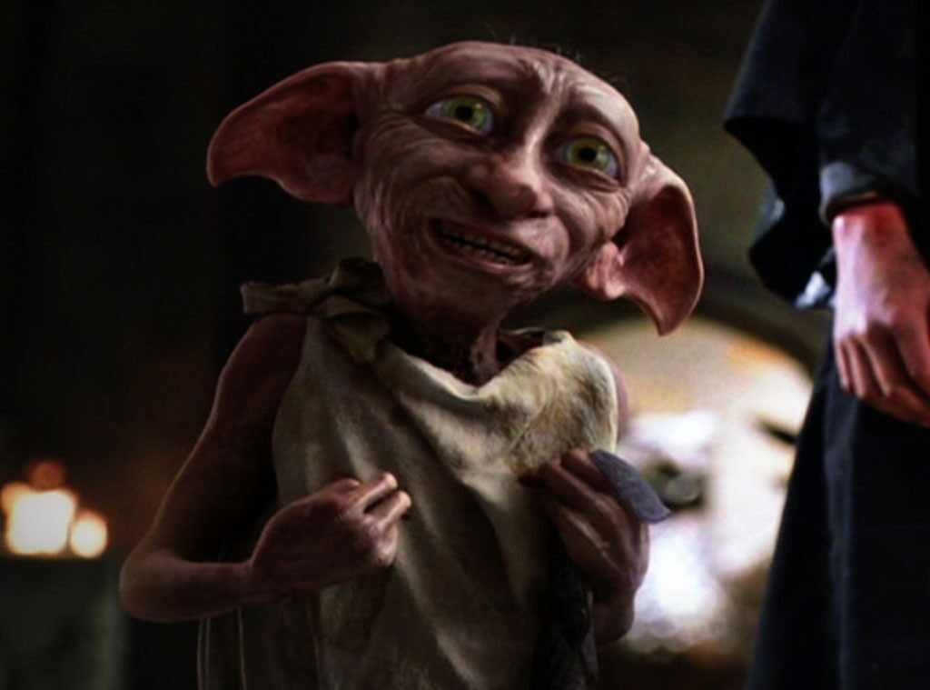 Autora de Harry Potter se disculpa por muerte del elfo Dobby