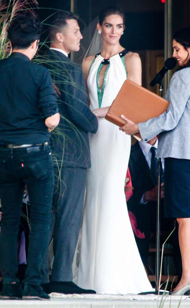Hilary Rhoda Marries Sean Avery: See the Bride in Her ...