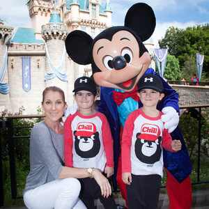 Celine Dion, Disneyland