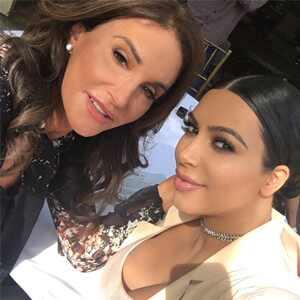 Kim Kardashian diz que não tem mais respeito por Caitlyn Jenner