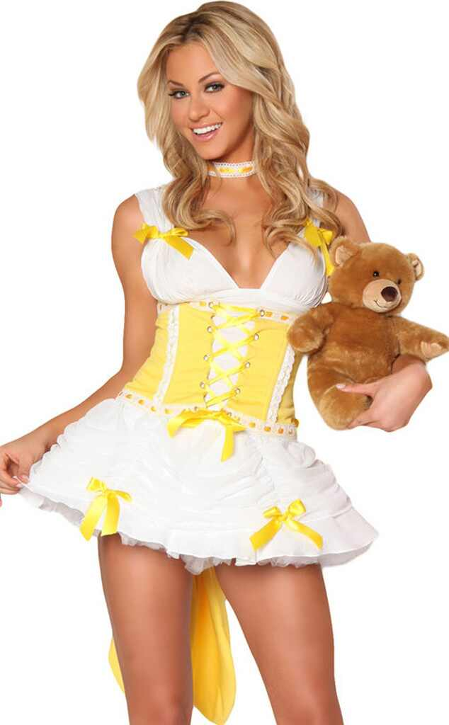 sexy cartoon character costumes № 161487