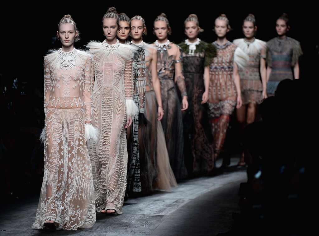 Paris: Fashion Week