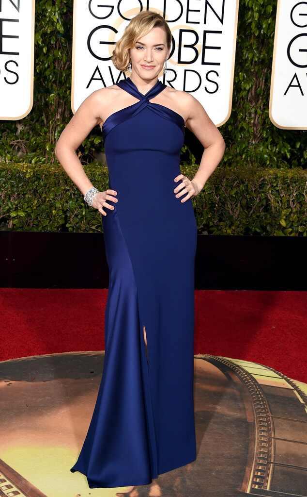 Kate Winslet, Golden Globe Awards