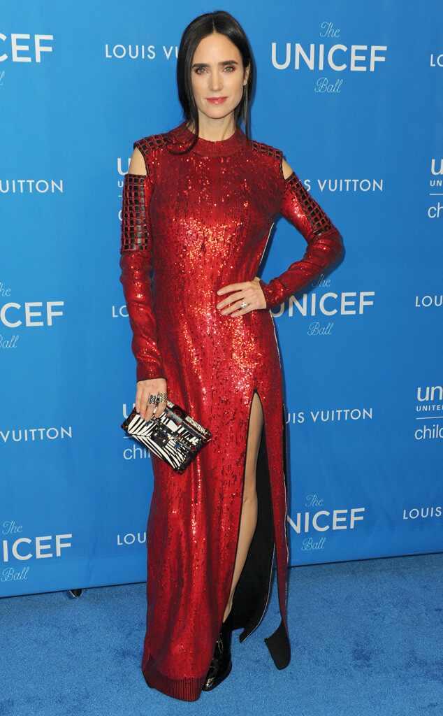Jennifer Connelly, UNICEF Ball
