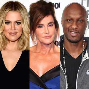 Caitlyn Jenner, Lamar Odom, Khloe Kardashian