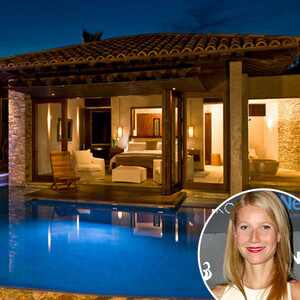 Gwyneth Paltrow, Airbnb, Punta Mita, Mexico