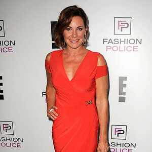 LuAnn de Lesseps, E!s 2016 Spring NYFW Kick Off Party
