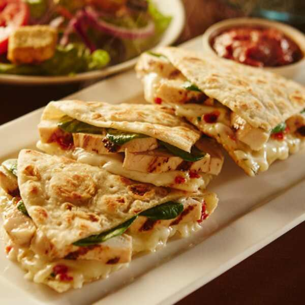 Menu For Olive Garden: Olive Garden's New Piadina Sandwich Tastes Like Taco Bell