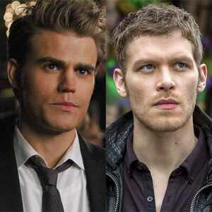 Paul Wesley, The Vampire Diaries, Joseph Morgan, The Originals