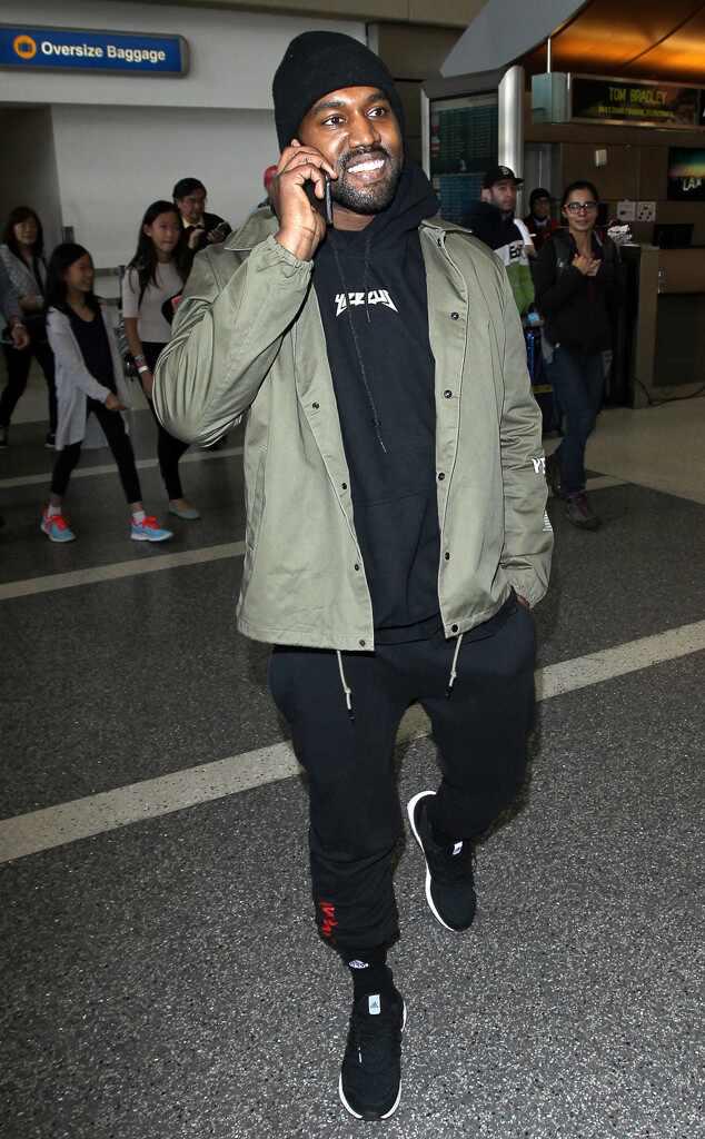Mira El Radical Cambio De Look Que Se Hizo Kanye West Tras Abandonar El Hospital Foto E