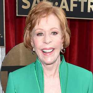 Carol Burnett, SAG Awards 2016, Candids