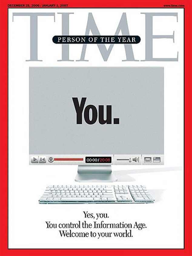 Time Magazine, Person of the Year 2006