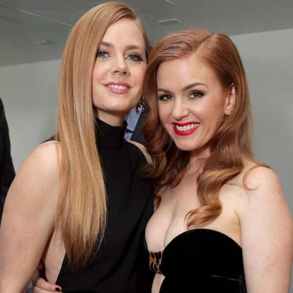 Amy Adams, Isla Fisher