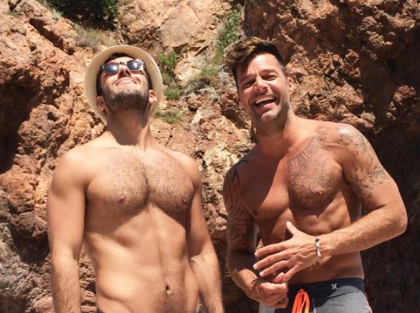 Esto es lo que tiene Jwan Yosef que tiene loquito a Ricky Martin (+ Fotos)