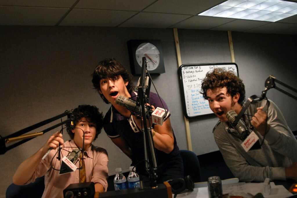 Jonas Brothers, Radio Disney