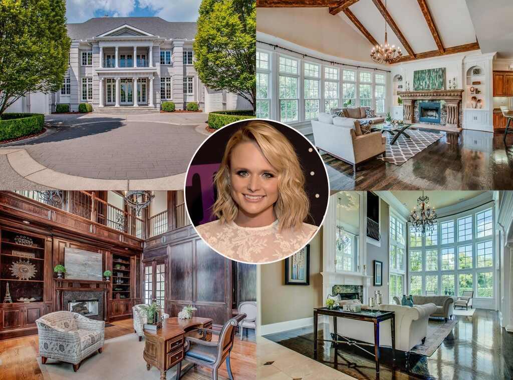 miranda lambert selling tennessee marital home she shared with blake shelton e news. Black Bedroom Furniture Sets. Home Design Ideas