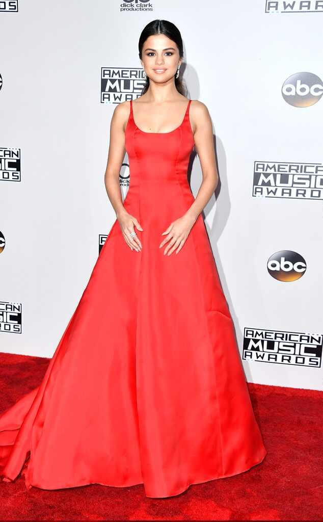 Selena Gomez, AMAs, 2016 American Music Awards, Arrivals