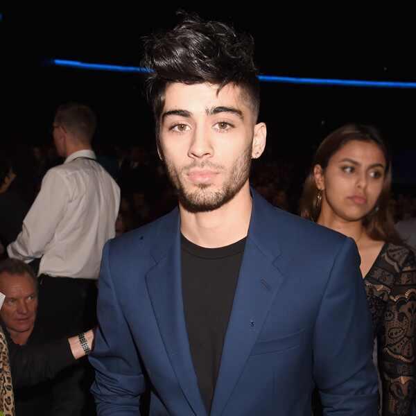 Zayn Malik, 2016 American Music Awards, Show