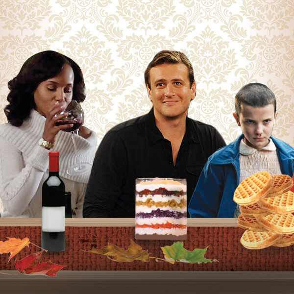 TV Characters, Thanksgiving