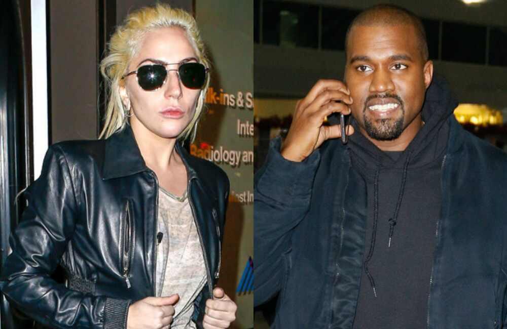 Lady Gaga, Kanye West