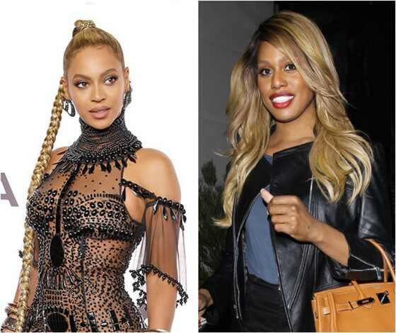 Beyoncé, Laverne Cox