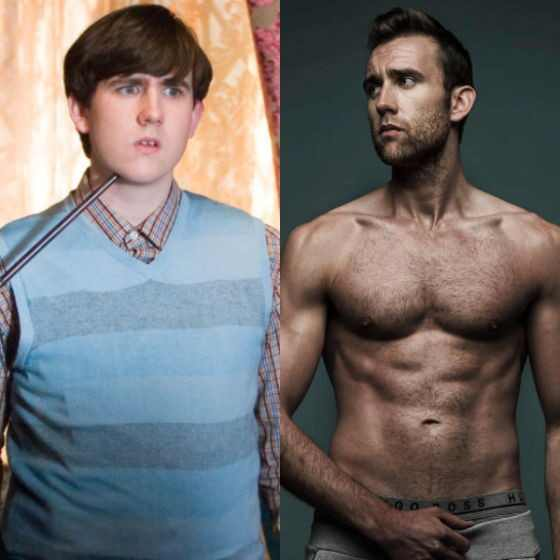 Matthew Lewis, antes e depois