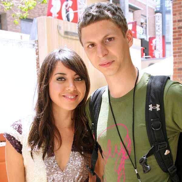 Michael cera girlfriend aubrey plaza