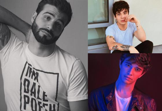 Los 5 chicos más hot del universo vlogger latinoamericano