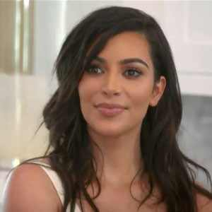 Kim Kardashian se ausentó del homenaje a su padre en medio de la crisis de Kanye West