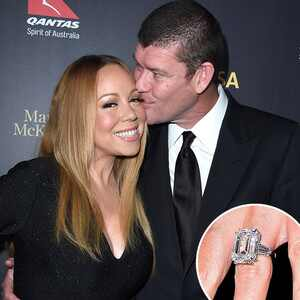 James Packer, Mariah Carey, Engagement Ring