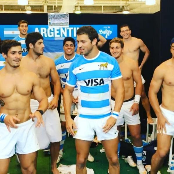 10 razones por las que el planeta entero debería ser fanático de la selección argentina de rugby ( Videos + Fotos)