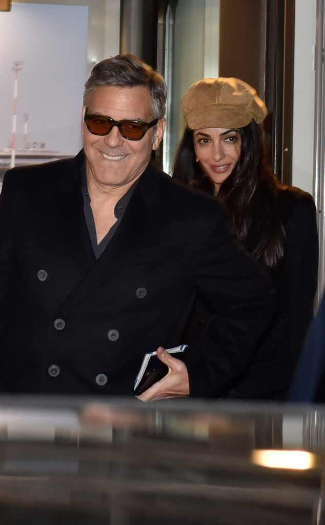 who is clooney dating now