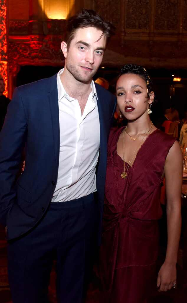 Robert Pattinson, FKA Twigs, LA Dance Project Gala