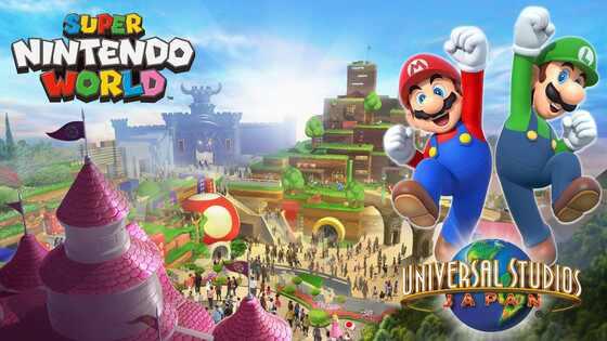 Super Mario World parque