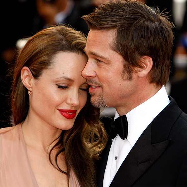 FOTOS: El tatuaje de la discordia entre Angelina Jolie y Brad Pitt