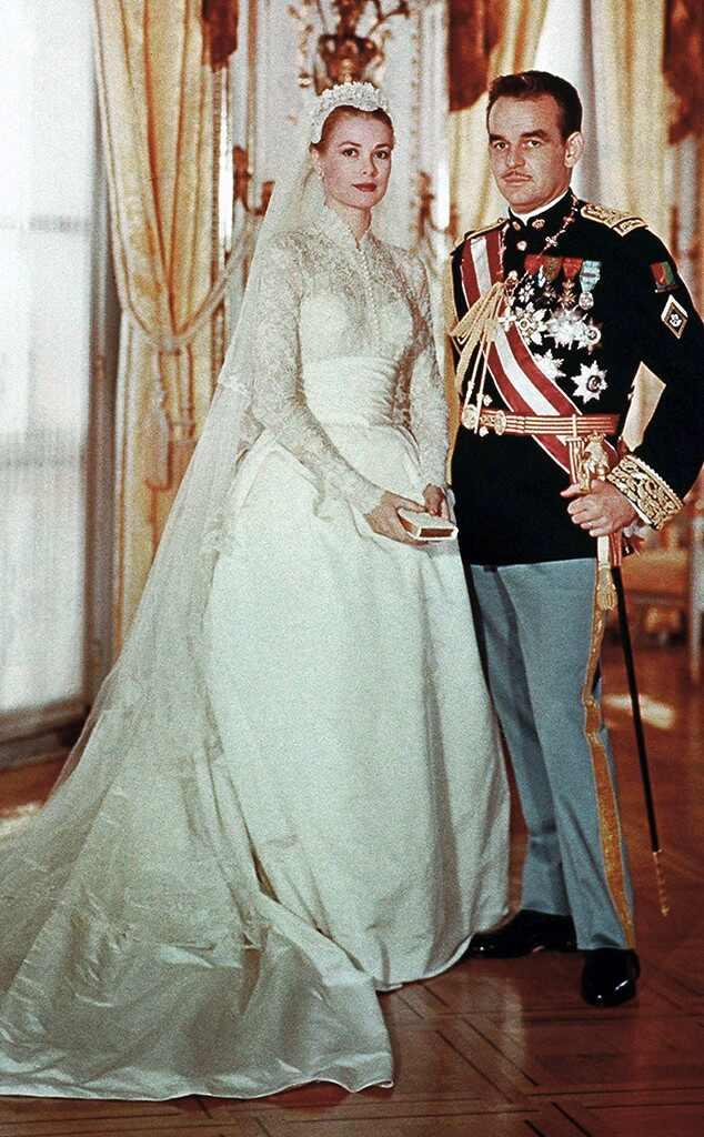 Princess Grace Kelly, Wedding