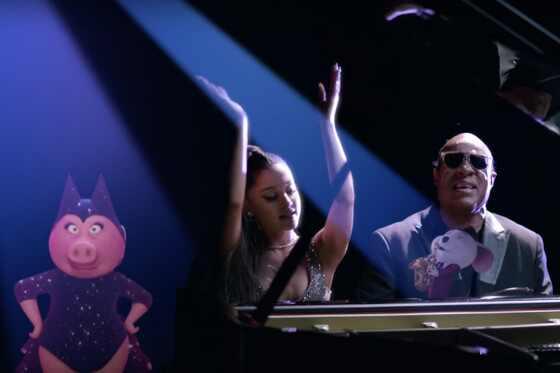 Ariana Grande, Stevie Wonder, Faith