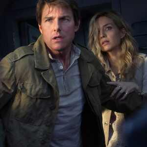 The Mummy, Tom Cruise, Annabelle Wallis