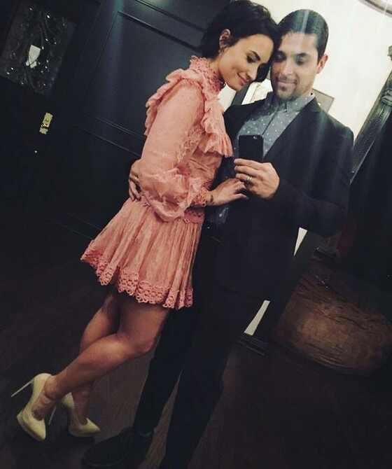 Demi Lovato Wilmer Valderrama