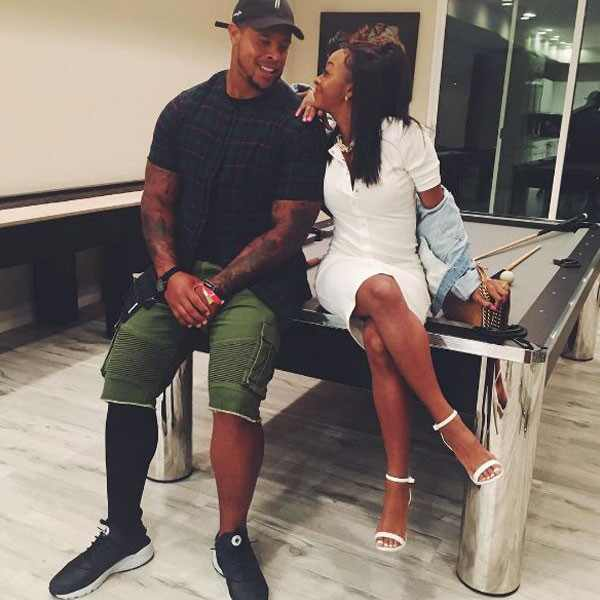 Asia Saffold, Rodger Saffold, Instagram