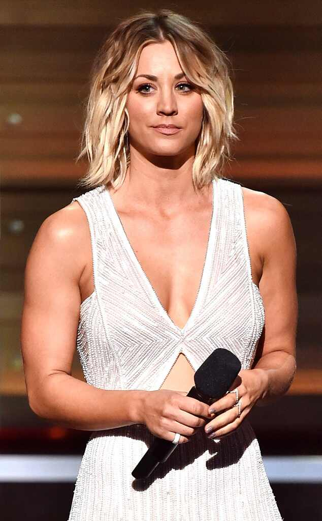 Kaley Cuocos Abs Have Never Looked Better as She Rocks