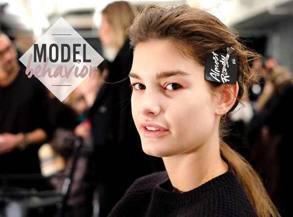 Model Behavior, Prabal Gurung, MAC