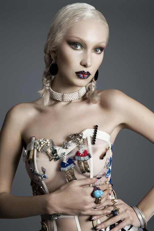 Bella Hadid, Paper Magazine