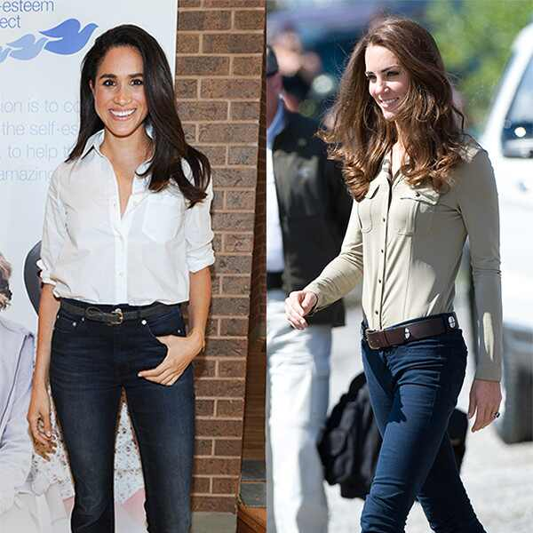 Megan Markle, Kate Middleton