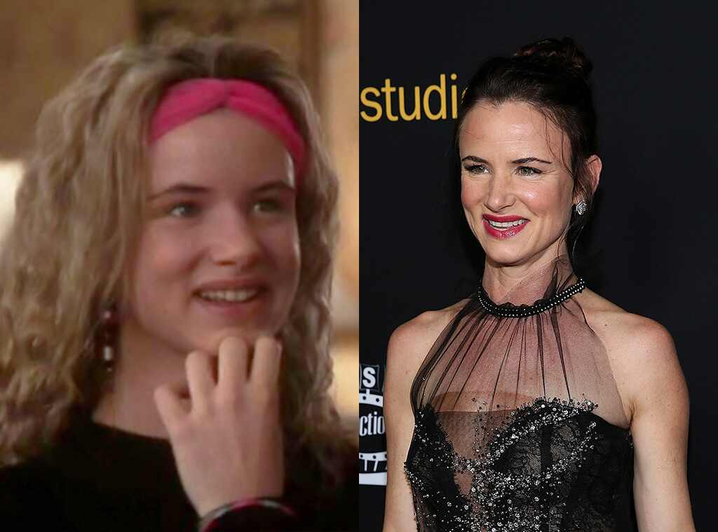 Kids in Christmas Movies, Then and Now, Juliette Lewis