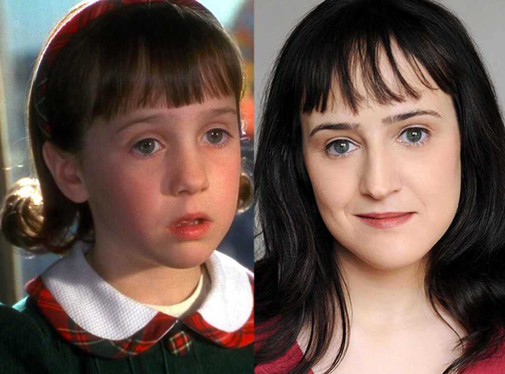 Kids in Christmas Movies, Then and Now, Mara Wilson
