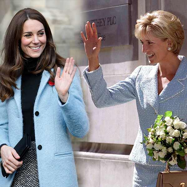 Kate Middleton, Catherine, Duchess of Cambridge, Princess Diana